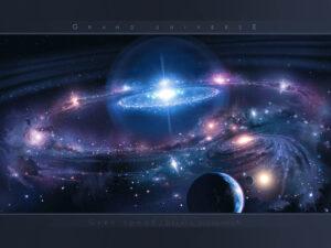Creator of the cosmos