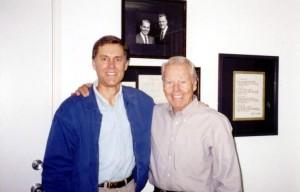 Mark Ellis with Ray Ortlund, 2000