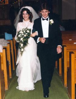 Jernigan wedding