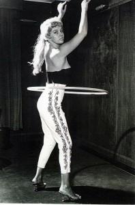 Hula hoop queen