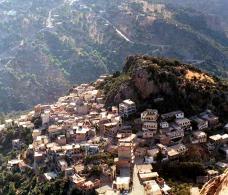 Kabyle Berber village