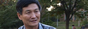 Kim Tae Jin, refugee from North Korea