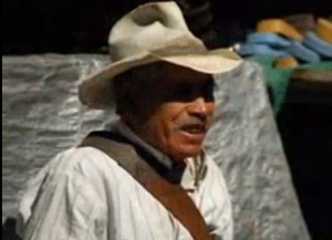 Man in Oaxaca