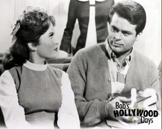 Bob Turnbull with Betty Jo in Petticoat Junction