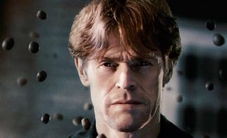 "Willem Dafoe in the film, ""Antichrist"""