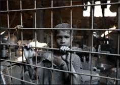 Trafficked children in Bangladesh