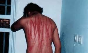 Saudi men have been imprisoned and suffered lashings for converting a woman to Christ