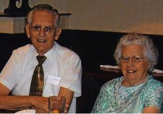 Anthony and Evelyn Bollback