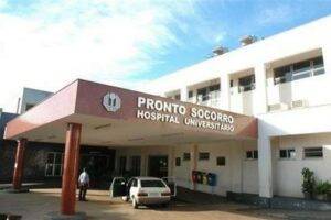 Pronto Soccoro Hospital, Brazil