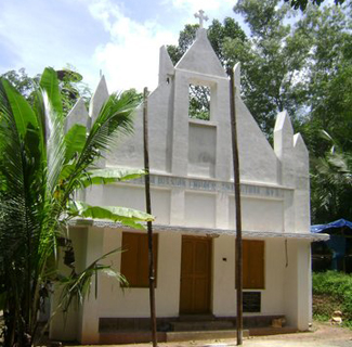 New Dalit church