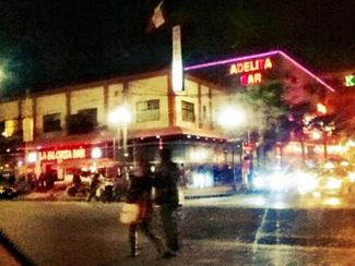 Red light district Tijuana