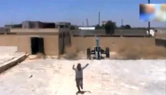 Rebel celebrates firing