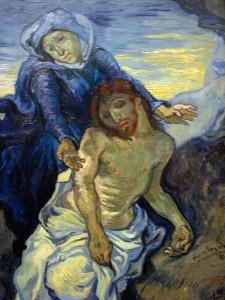 "Van Gogh's ""Pieta"""