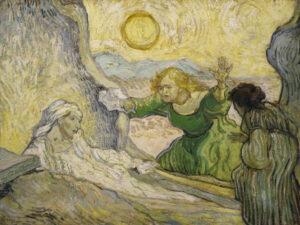 """""""Raising of Lazarus"""""""
