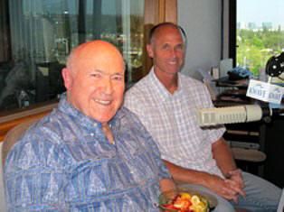 Chuck Smith Jr. and Sr.