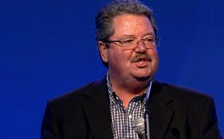 Pastor Tom Stipe