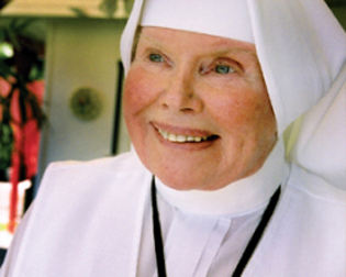 Mother Antonia Brenner