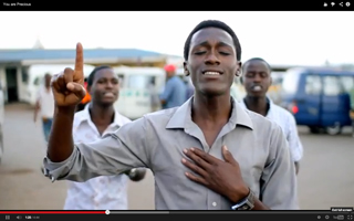 Shining Hope gospel music band