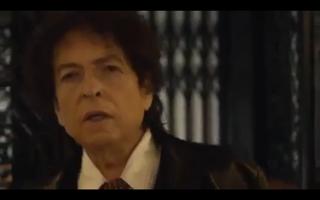Dylan as car salesman