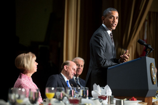 Pres. Obama at Prayer Breakfast