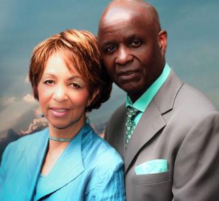 Christine and Bobby Davis