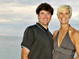 Bubba with wife Angie