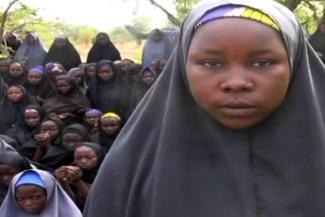 Schoolgirls kidnapped from Chibok school
