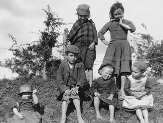 Children who once lived at The Home