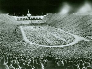 Billy Graham Crusade, L.A. Coliseum, 1963