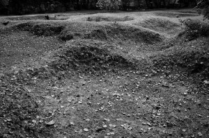 Mass graves in a former orchard became known as the killing fields