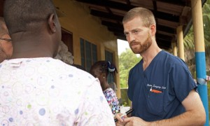 Dr. Kent Brantly, working to save lives for Jesus