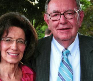 Carol and Vern Meyer