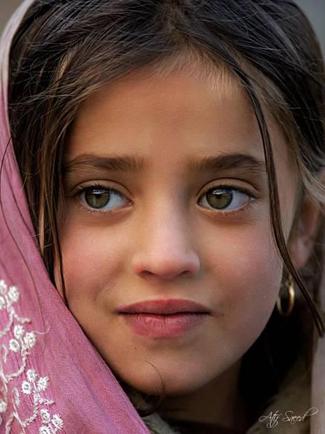 Pashtun girl