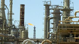 Iraq's largest refinery