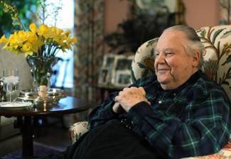 Nelson Bunker Hunt in 2009 (David Woo/Dallas Morning News)