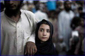 Child Bride in Pakistan