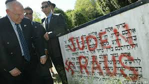 Anti-Semitic attacks in Paris have grown exponentially in the last several years