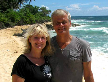 Daniel and Colleen Jaquith