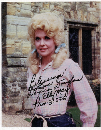 Donna Douglas as Elly May