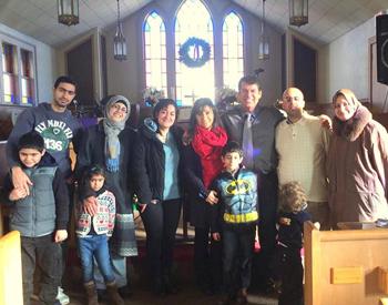 Adrian church