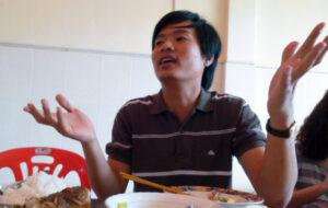 Makaram Lim in Phnom Penh