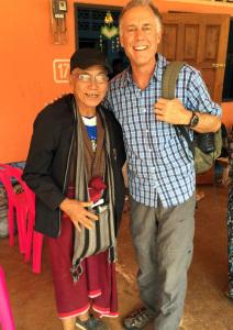 Ehtoo with author