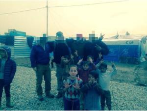 saving Iraqi refugees