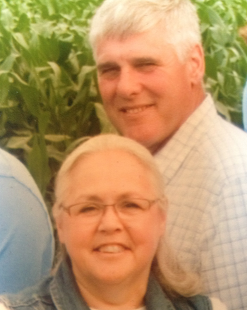 Donna and Fred Oesch