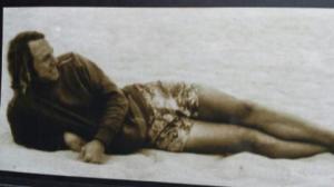 beach bum for Christ