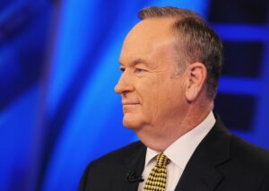 Catholic newsman Bill O'Reilly, who wrote the book Killing Jesus and later chose a Muslim to play Jesus.
