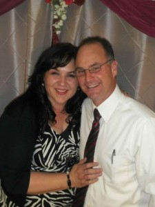 Paul Gualtieri with wife Lupe