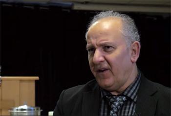 Pastor Fouad Rasho of Alliance Church