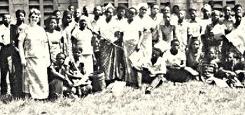Sunday School training, 1985