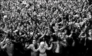 With their multitudes of converts in 1974